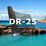 Premium Dual Reflective Window Film 25% VLT 36 Inch x 30 Feet