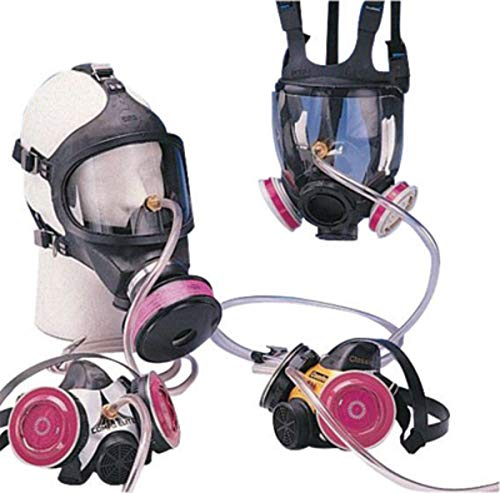 MSA Small Comfo Classic Series Full Mask Air Purifying Respirator -  MSA Mine Safety Appliances Co