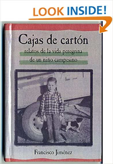 Cajas De Carton (Spanish Edition): Francisco Jimenez: 9780606256094: Amazon.com: Books