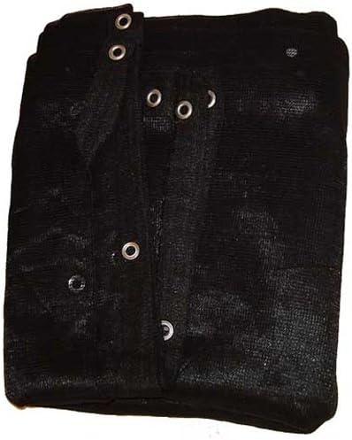 AJ Tools CHIT1790820 Black Shade Net 8 x 20