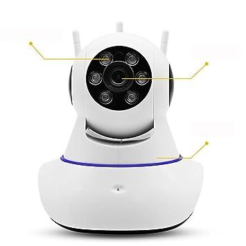 wly&home HD 720P Cámara Video Vigilancia y Vigila Bebés,con Motion Detection, Audio bidireccional