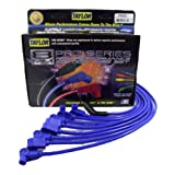 Taylor Cable 74636 Spiro-Pro Blue Spark Plug Wire Set