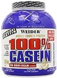 Weider Nutrition 100% Casein Red Berry Cream 1800g