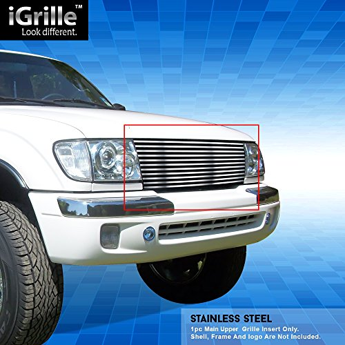 Off Roader eGrille Stainless Steel Billet Grille Grill Fits 97 Toyota Tacoma 2WD/98-00 Tacoma All Model