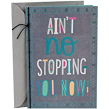 Hallmark Mahogany Graduation Greeting Card (Ain't No Stopping You)