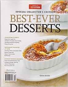 america 39 s test kitchen best ever desserts magazine 2015