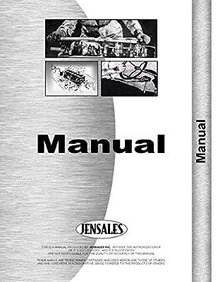 Ford S-21 Cultivator Operators Manual