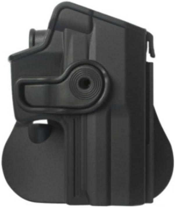 IMI Defense Heckler & Koch USP Tamaño Completo (9mm/.40) Tactical Retención Conceal Carry polímero roto Holster Pistola