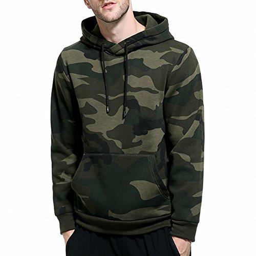 Fleece Army Pullover - 7