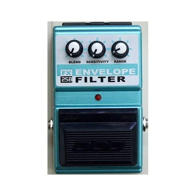 エフェクター画像 DOD FX25B Envelope Filter