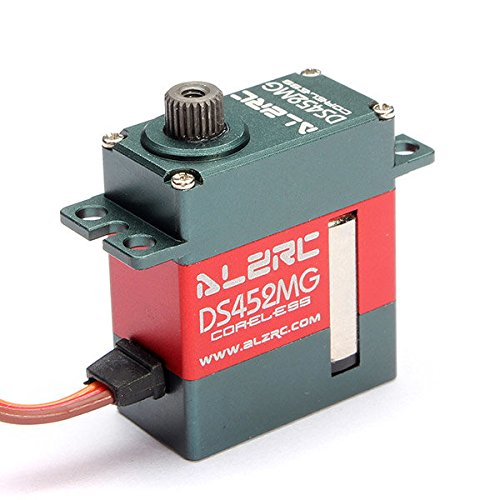 SICA ALZRC DS452MG 450 CCPM Mini Digital Metal Servo for 450-480 RC Helicopter