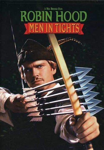 DVD : Robin Hood: Men in Tights (Widescreen)