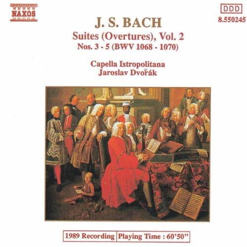 Bach, J.S.: Orchestral Suites ...