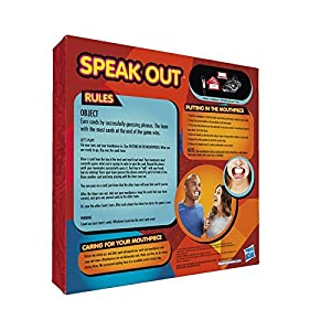 Hasbro Speak Out Game by Hasbro