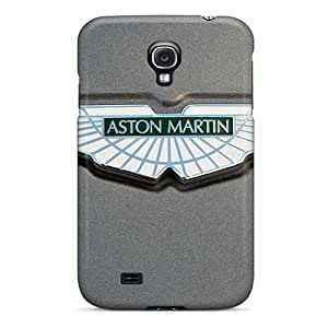 Hot Style AWKjJA3937 Protective Case Cover For Galaxys4(aston Logo)