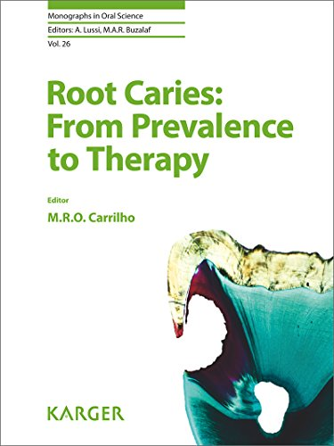Root Caries: From Prevalence to Therapy (Monographs in Oral Science Book 26)