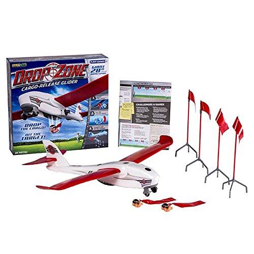 SmartLab Toys Drop Zone Cargo Release Glider