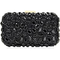 Women Rhinestone Evening Bags For Party Clutch Purse Handbag