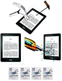 Acm Pack of 4 Tempered Glass Screenguard for Kindle Voyage 6' Screen Guard Scratch Protector