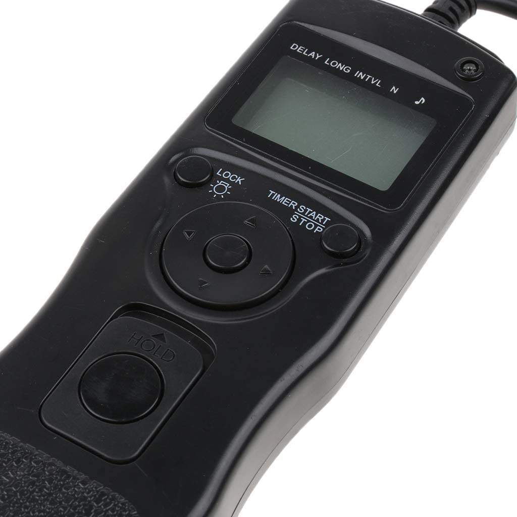 LCD Timer Shutter Release Remote Control for Canon 1000D//450D//400D//350D//300D
