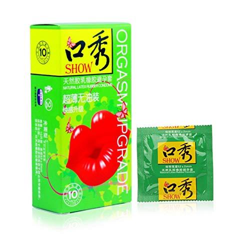 Portal Cool 30 de unids/lote No condones de 30 aceite Diseñados específicamente para el sexo oral Condón ultra fino Productos de sexo oral para el condón femenino de látex 82dae3