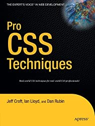 Pro CSS Techniques: Real-world CSS Techniques for Real World CSS Professionals! (Expert's Voice)