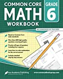 6th grade Math Workbook: CommonCore Math Workbook