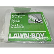 GENUINE OEM LAWNBOY PARTS AND ACCESSORIES - LB SIDE REPLACEMENT BAG OLD STYL 89802
