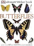 Ultimate Sticker Book: Butterflies (Ultimate Sticker Books)