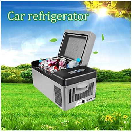 15L 12V / 24V車冷蔵庫コンプレッサー冷凍ミニ冷蔵庫冷凍冷凍庫ミニポータブルクーラーオート冷蔵庫ボックスクール