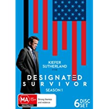 Designated Survivor Series 1 | Kiefer Sutherland | NON-USA Format | PAL | Region 4 Import - Australia