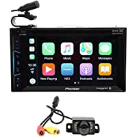 Pioneer AVH-1300NEX 6.2 DVD Bluetooth Receiver iPhone/Android/XM/CarPlay+Camera