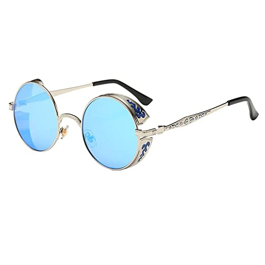 abab07f97ffd Sunglasses Spectacles, Hot Clearance Sale Manadlian Summer Women Men Summer  Vintage Retro Round Gradient Color