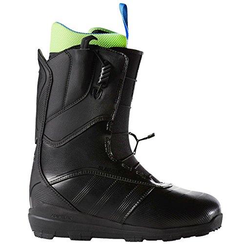 adidas Snowboarding Boot The Blauvelt B27531 Herren Boots Stiefel Synthetikleder Wasserabweisende Continental Ultralon schwarz