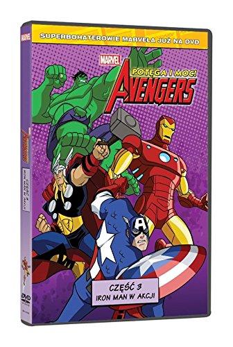 Avengers: Potęga i moc część 3 [DVD] (Pas de version (3 Moc)