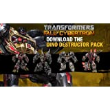 Transformers: Fall of Cybertron DINOBOT Destructor Pack [Online Game Code]
