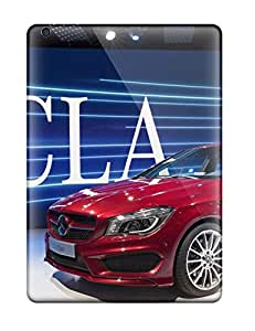 Tpu Fashionable Design Mercedes Cla 29 Rugged Case Cover For Ipad Air New