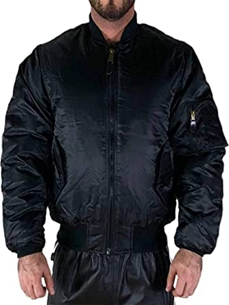 Boxer - Chaqueta - para Hombre Negro XX-Large: Amazon.es: Ropa y accesorios