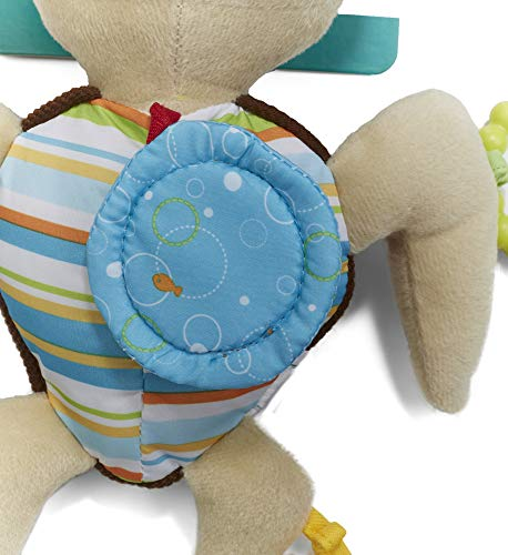 Disney Baby Finding Nemo Squirt On the Go Teether Activity Toy, 12'' by Disney (Image #2)