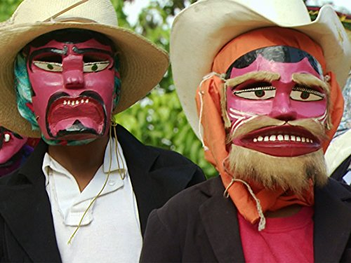 [Peoples of Oaxaca and the Arrival of Holy Week] (Revealing Costumes)