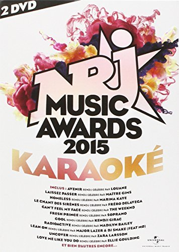 NRJ Music Awards 2015 karaoké
