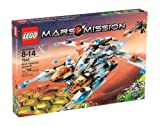 LEGO Mars Mission MX-81 Hypersonic Spacecraft