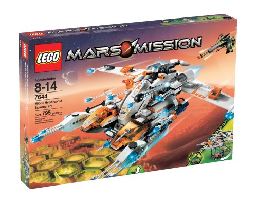 Top 9 Best LEGO Mars Mission Sets Reviews in 2109 15