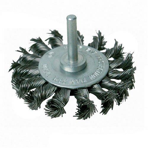 Silverline 456933 Twist-Knot Wheel, 75 mm SLTL4