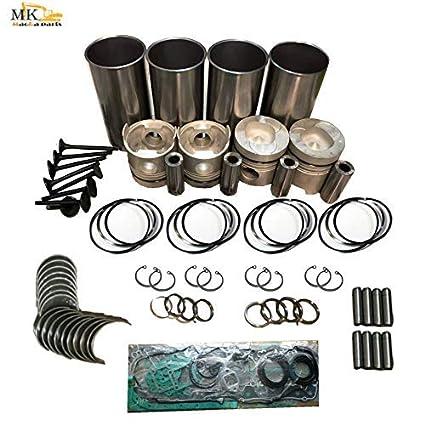 Amazon com: For Kubota V3307 Engine Rebuild Kit for Kubota