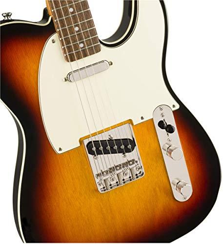 Squier by Fender Classic Vibe 60's Custom Telecaster - Laurel Fingerboard - 3-Color Sunburst