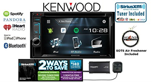 Amazon com: Kenwood DDX374BT in Dash Double DIN DVD Receiver