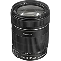 Canon EF-S 18-135mm f/3.5-5.6 IS Standard Zoom Lens - Brand New in White Box, With 1-year Canon USA Warranty