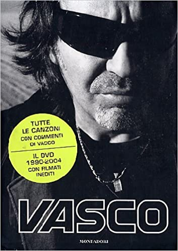 Vasco Rossi - Le Mie Canzoni (Dvd+Libro) - IMPORT: 9788804544852: Amazon.com: Books