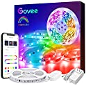 Govee 16.4ft APP Control Bluetooth LED Light Strip